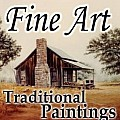 Fine Art - Traditional Style Paintings - Art Group
